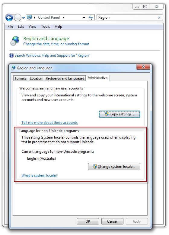 Non-English HTML Help - Helpware Wiki - KB